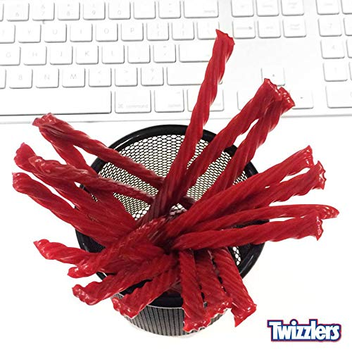Twizzlers Halloween Candy with Strawberry flavor