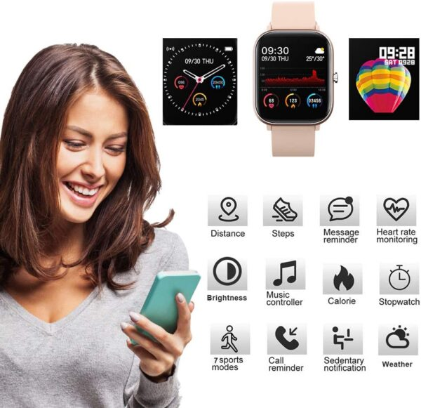 Airbinifit Fitness Tracker3