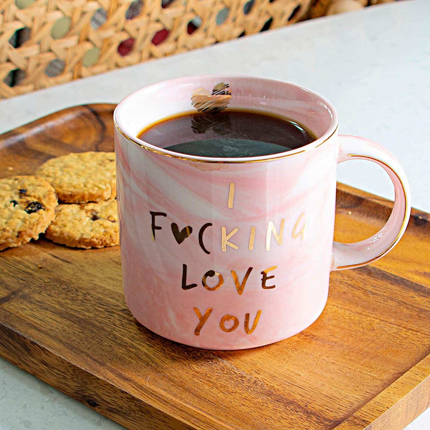 Looking for something special for your lover or friends? Vilight I F*cking Love You Mug is a good way to show your love to him or her.