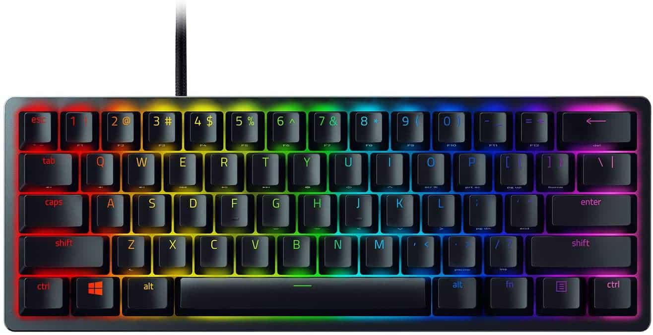 Razer Huntsman Mini 60% Gaming Keyboard