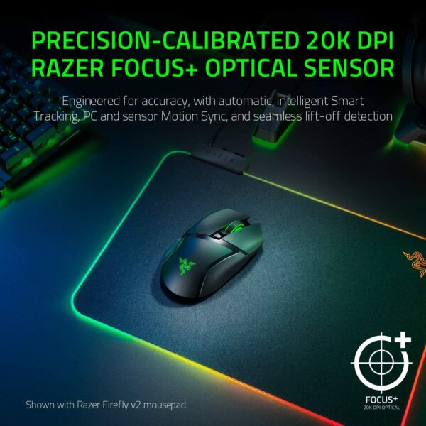 Razer Basilisk Ultimate HyperSpeed Wireless Gaming