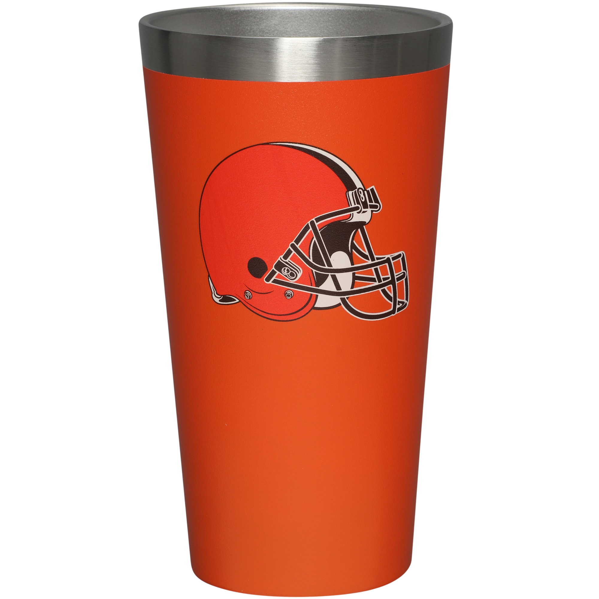 Cleveland Browns 16 oz. Matte Finish Pint Cup