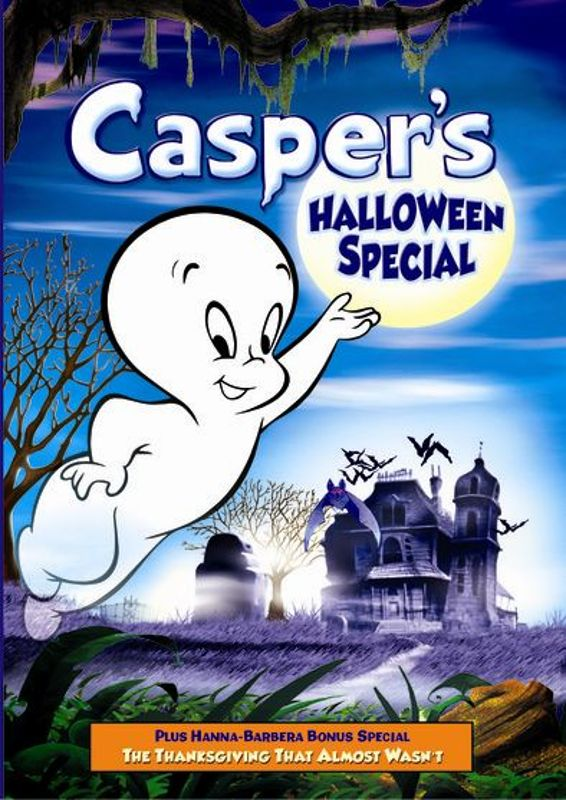 Casper's Halloween Special/The Thanksgiving That Almost Wasn't [DVD]