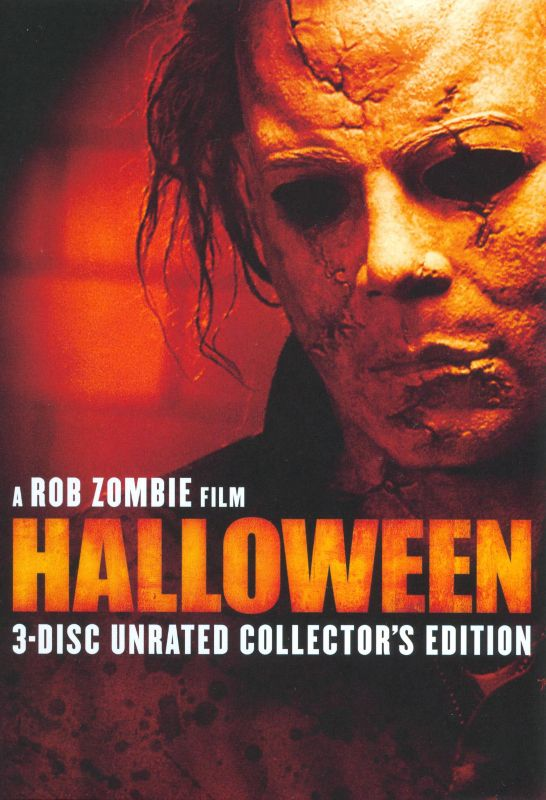 Halloween [3 Discs] [Unrated Collector's Edition] [DVD]
