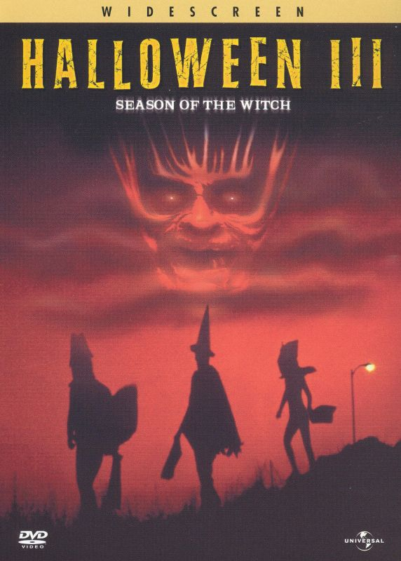 Halloween 3: Season of the Witch [DVD] [1982]