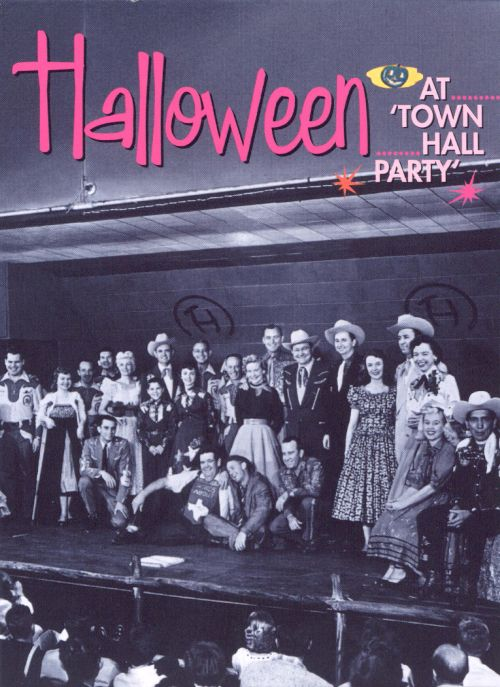 Halloween at Town Hall Party [DVD]