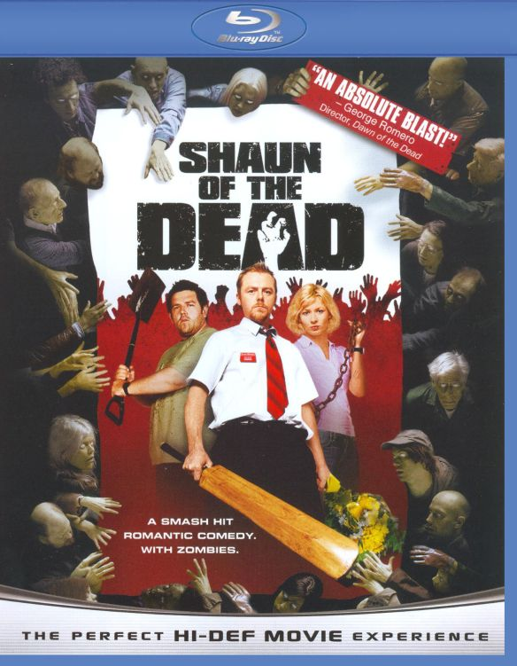 Shaun of the Dead [$5 Halloween Candy Cash Offer] [Blu-ray] [2004]