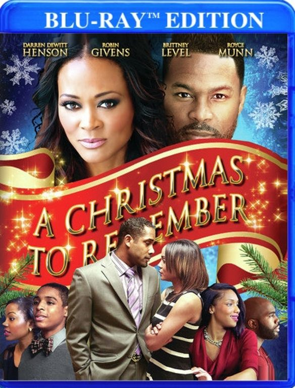 A Christmas to Remember [Blu-ray] [2015]