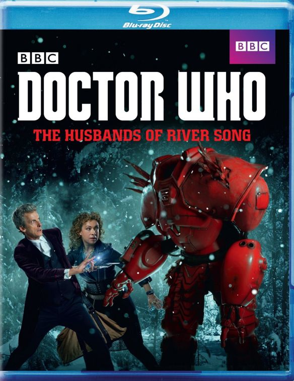 Doctor Who: 2015 Christmas Special [Blu-ray]