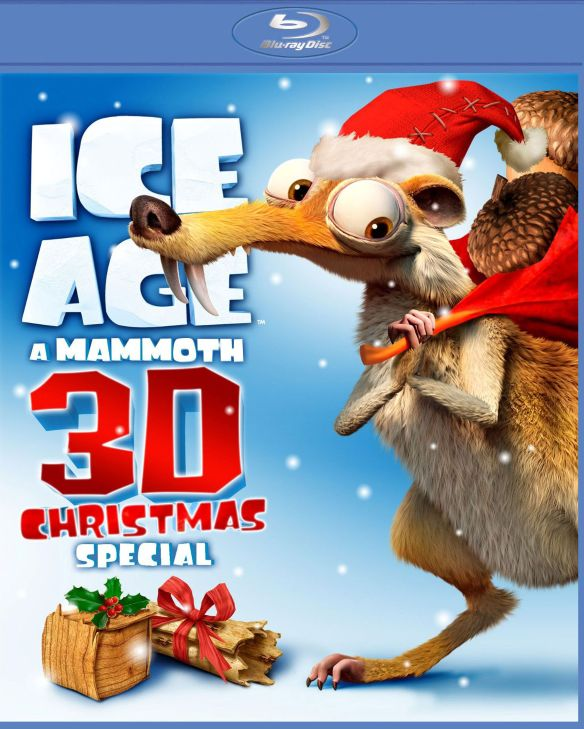 Ice Age: A Mammoth Christmas Special [3D] [Blu-ray] [Blu-ray/Blu-ray 3D] [2011]