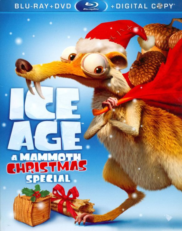 Ice Age: A Mammoth Christmas Special [Blu-ray] [2011]