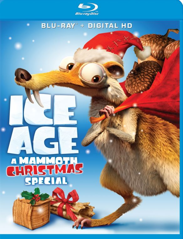 Ice Age: A Mammoth Christmas Special [Includes Digital Copy] [Blu-ray] [2011]