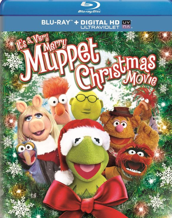 It's a Very Merry Muppet Christmas Movie [Blu-ray] [2002]