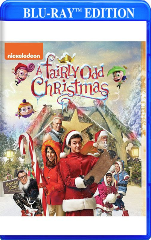 The Fairly Oddparents: A Fairly Odd Christmas [Blu-ray]