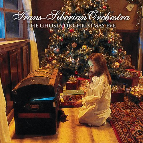 The Ghosts of Christmas Eve [LP] - VINYL