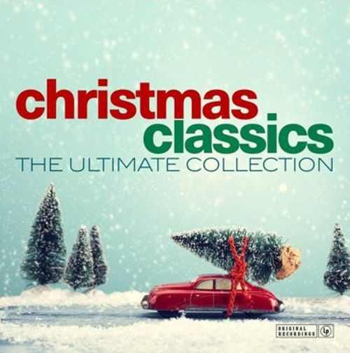 Ultimate Christmas Collection [Sony] [LP] - VINYL