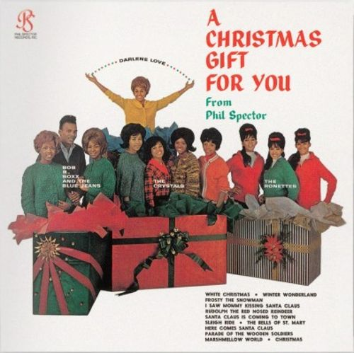 """A Christmas Gift for You from Phil Spector (12"""") [12 inch Vinyl Single]"""