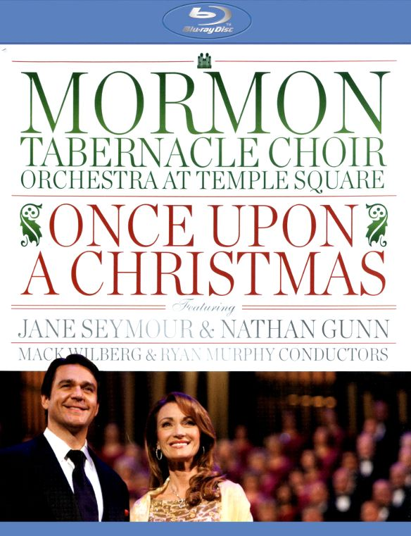 Mormon Tabernacle Choir Orchestra at Temple Square: Once Upon a Christmas [Blu-ray] [2012]