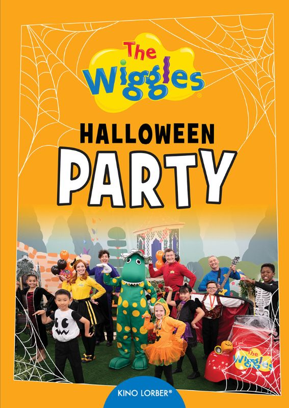 The Wiggles: Halloween Party [DVD]