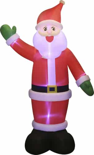 Banzai - Occasions 20ft tall Giant Santa Inflatable