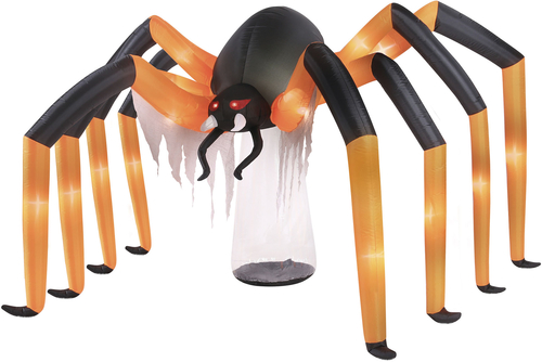 Banzai - Occasions 9' Wide Inflatable Spider
