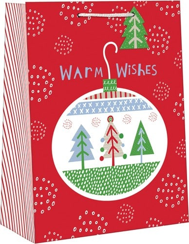 Mr Christmas - Paper Images 20ct Multi-Pack Gift Bag