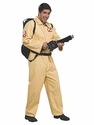 Rubie's - Adult Deluxe Ghostbusters Costume - Multi