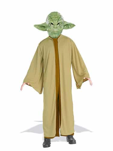 Rubie's - Adult's Star Wars Yoda Deluxe Costume