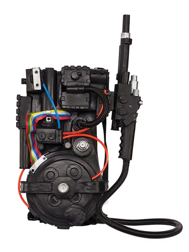 Rubie's - Ghostbusters Deluxe Proton Pack Backpack for Adults - Multi