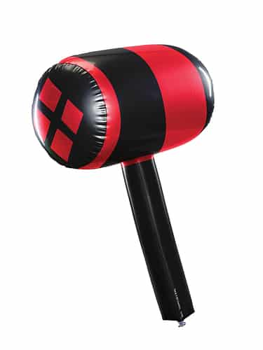 Rubie's - Harley Quinn Inflatable Mallet Costume Accessory - Multi