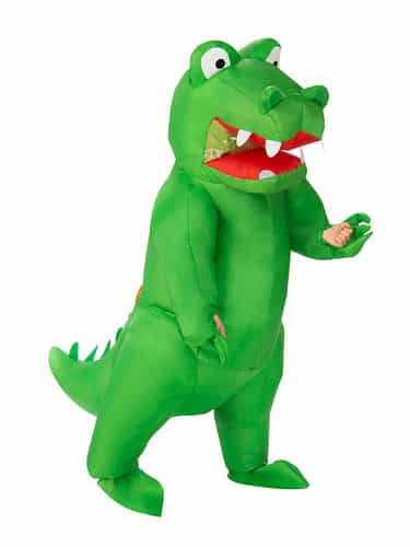 Rubie's - Inflatable Alligator Costume for Adults